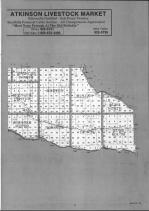 Boyd County Index Map 002, Boyd and Keya Paha Counties 1990